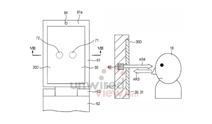sony-front-face-camera-patent