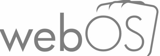 Logo Ganador del concurso de Open WebOS by bluerq