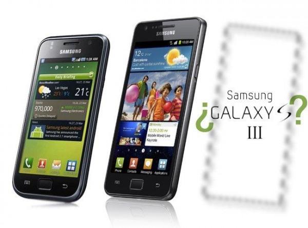 Samsung Galaxy S III rumores