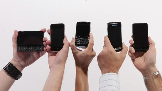 Dominio smartphones
