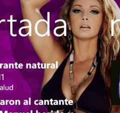 Revistas de espect culos mexicanas en windows phone poderpda for Revistas de espectaculos