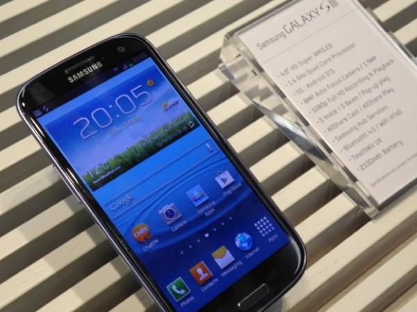 Samsung Galaxy S III - Unpacked