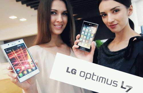 LG OPTIMUS L7 1