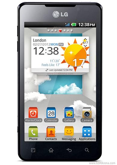 LG Optimus 3D MAXX 1