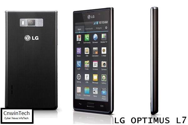 LG Optimus L7 CA