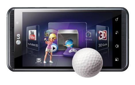 LG Optmus 3D MAX