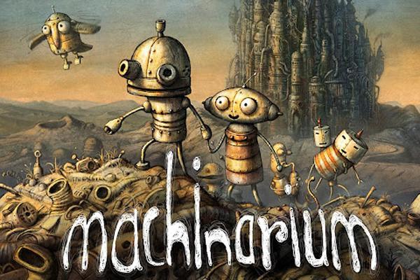 Google Play Ya Cuenta Con Machinarium Y Su Increible Mundo De