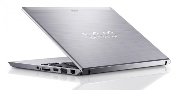 Sony Vaio T13 lateral