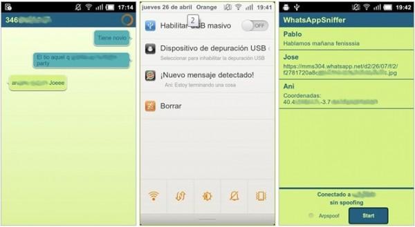 Descargar whatsapp sniffer iphone 5