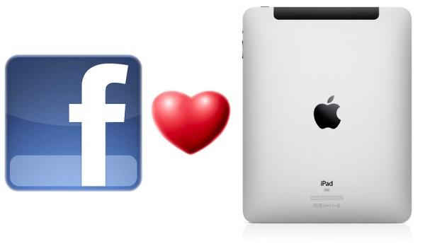Se prepara Facebook Messenger para iPad
