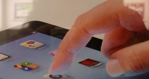 Usuarios de iPad.