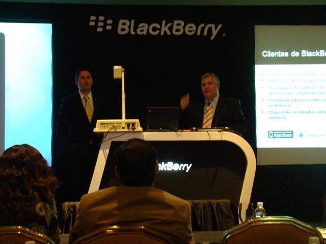 BlackBerry Mobile Fusion 19