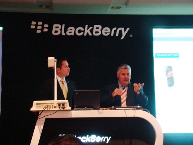 BlackBerry Mobile Fusion 2