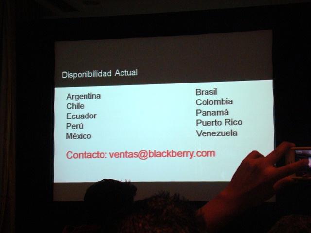 BlackBerry Mobile Fusion 21