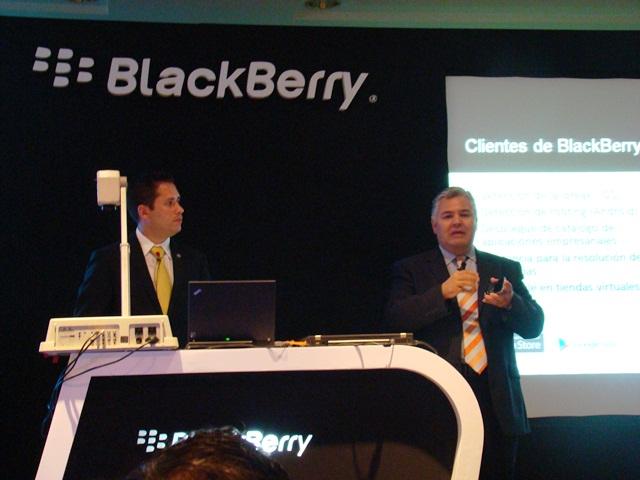 BlackBerry Mobile Fusion 4