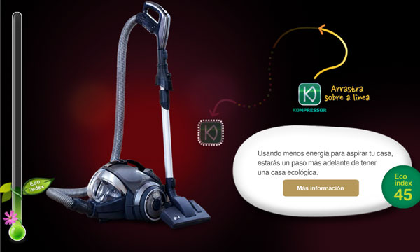 Crea tu casa ecologica con LG 3