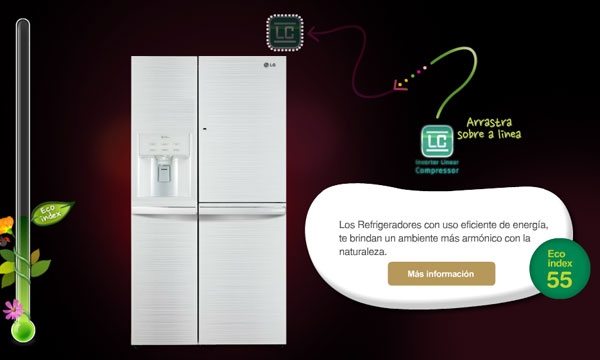 Crea tu casa ecologica con LG 4