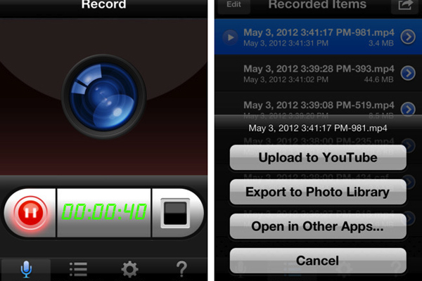 Display-Recorder