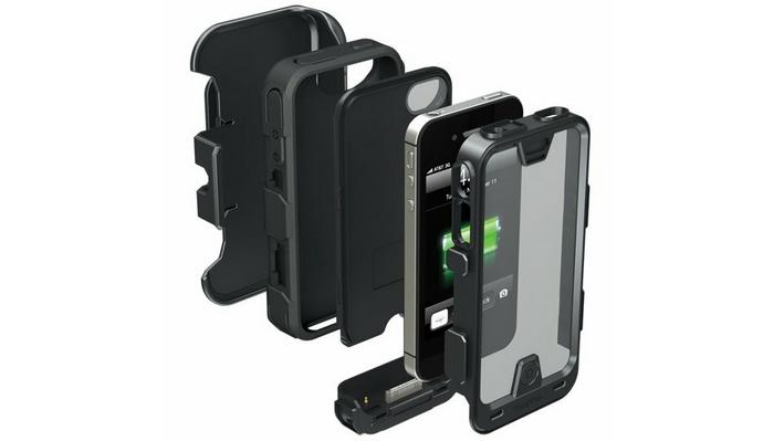 Juice Pack Pro  Funda ultraresistente para iPhone con batería de 2.500 mAh   iPodTotal