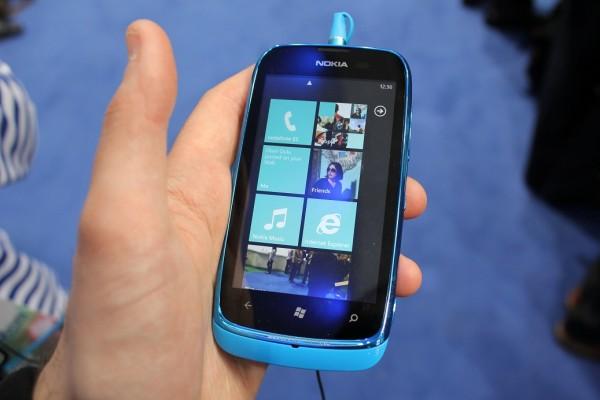 Nokia 610 en México