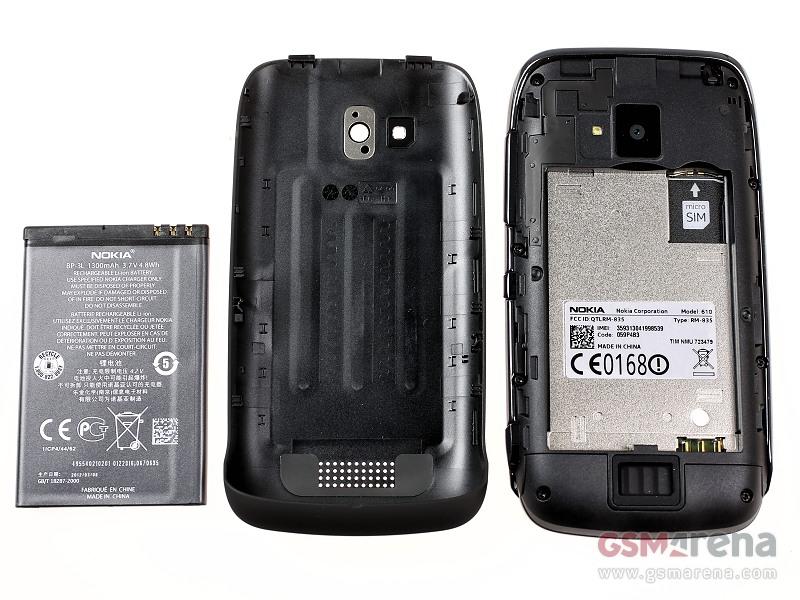 Nokia Lumia 610 14