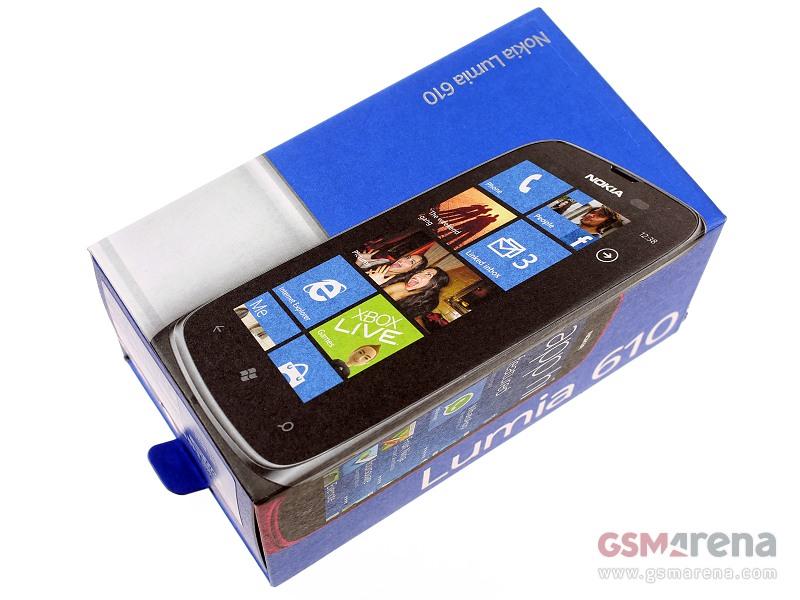 Nokia Lumia 610 15