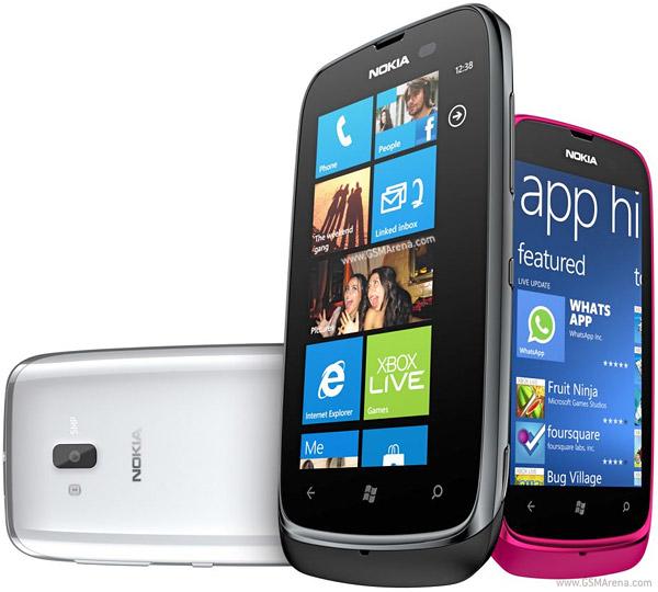 Nokia Lumia 610 19