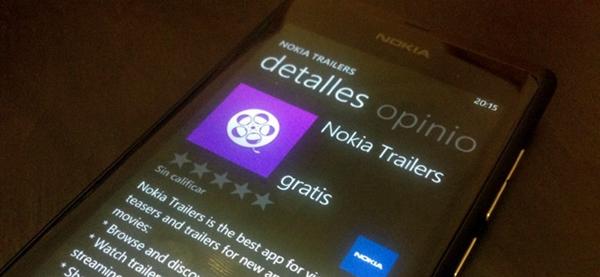 Nokia-Trailers-App