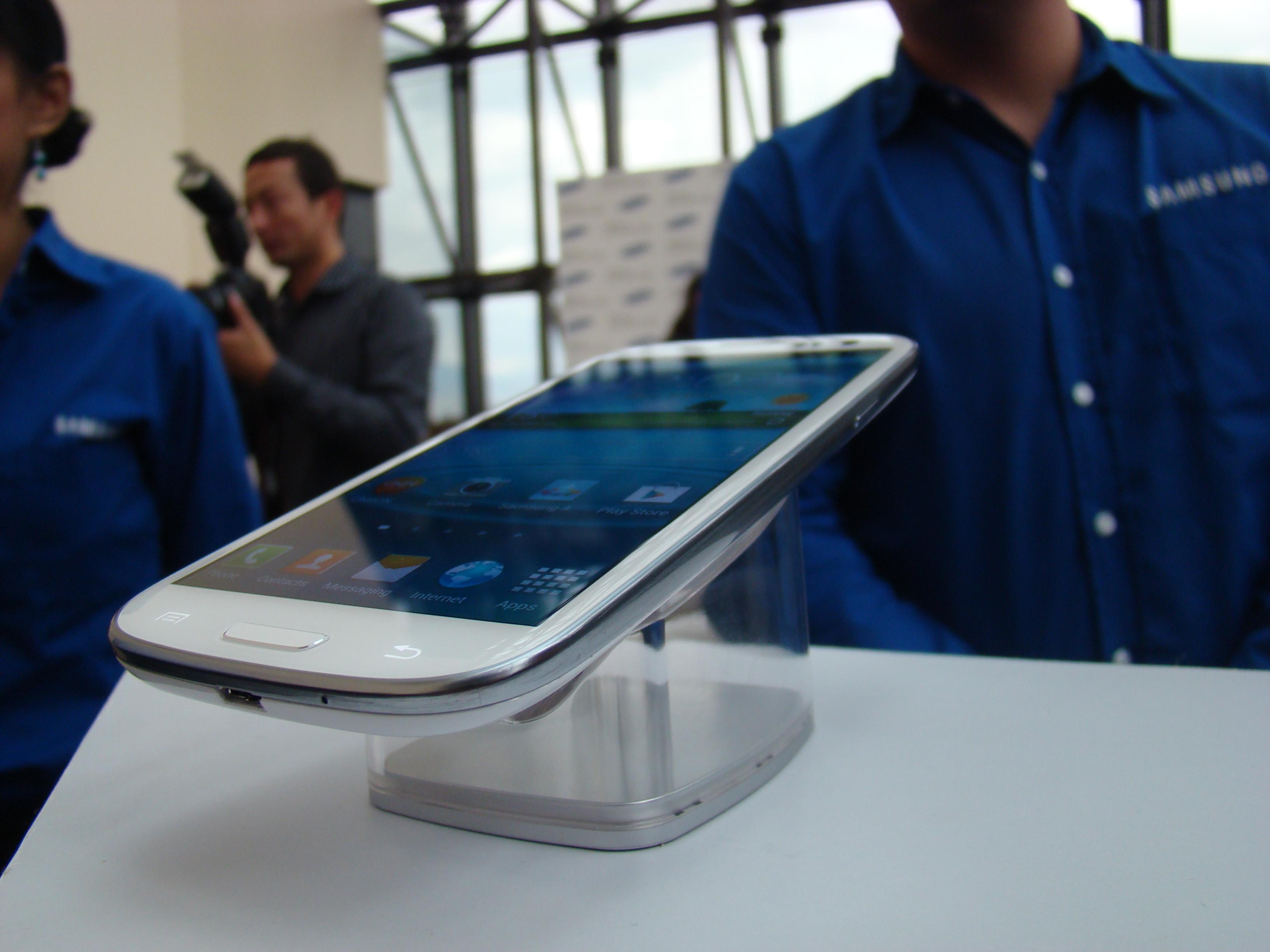 Samsung Galaxy S III  16