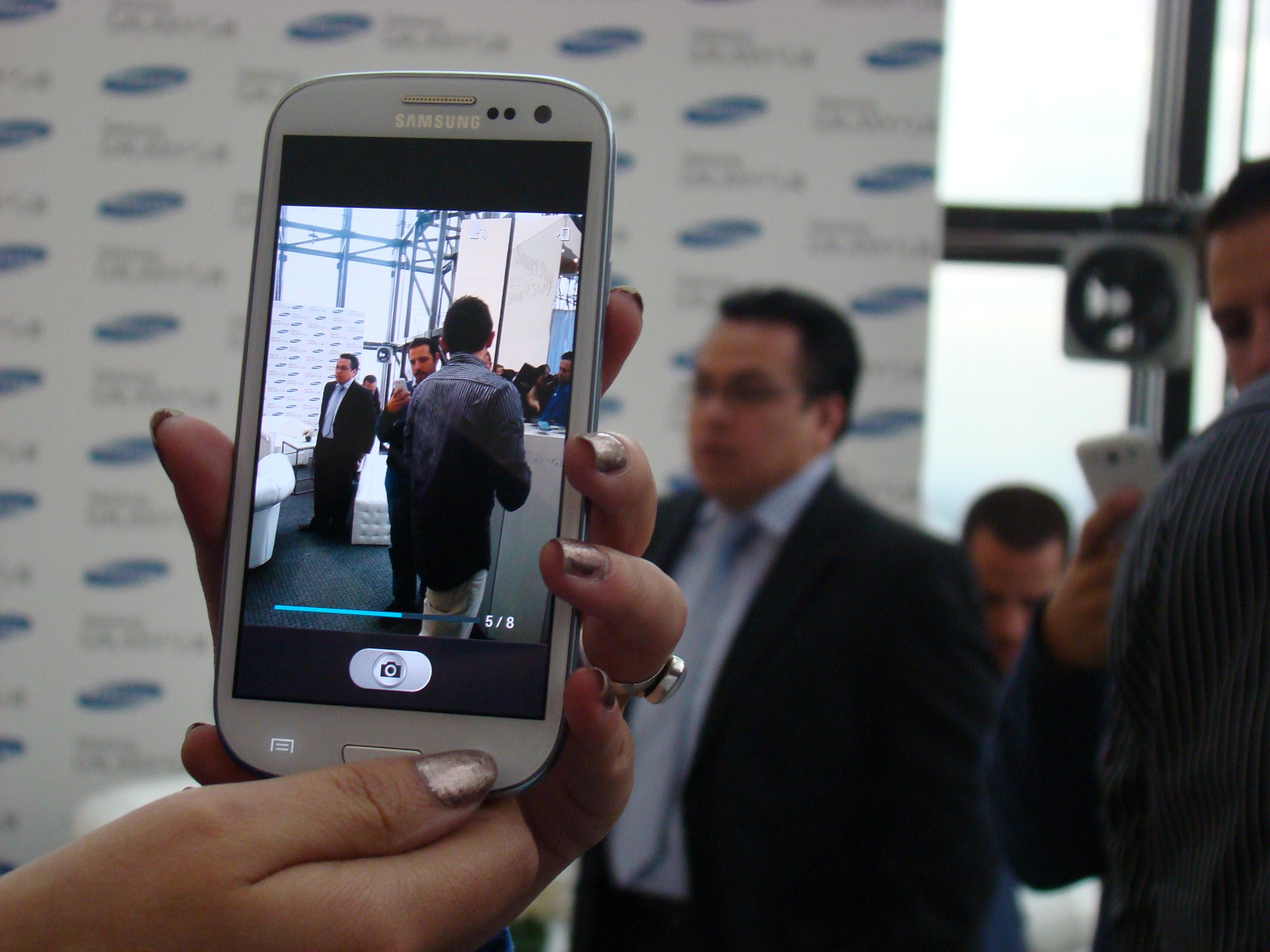Samsung Galaxy S III  7