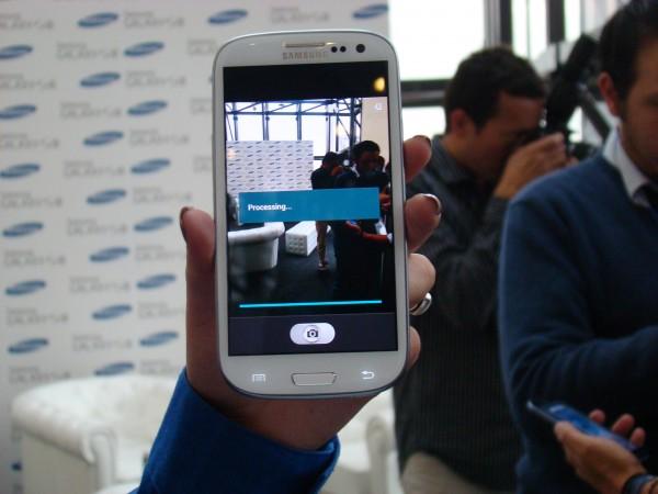 Samsung Galaxy S III  8