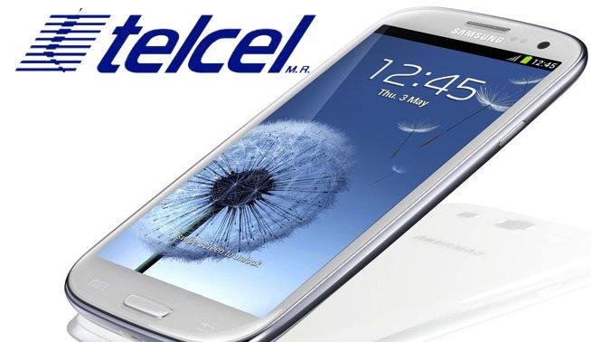 Samsung Galaxy S III: Telcel nos da los precios