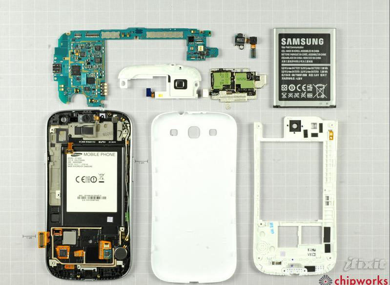 Samsung Galaxy S III Teardown   iFixit