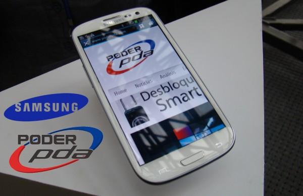 Samsung Galaxy S III destacada
