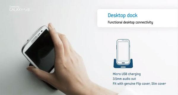Galaxy S III Accesorios