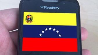 blackberry venezuela