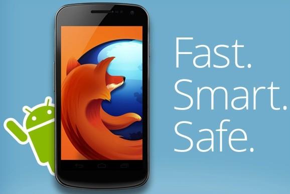 Mozilla y Android