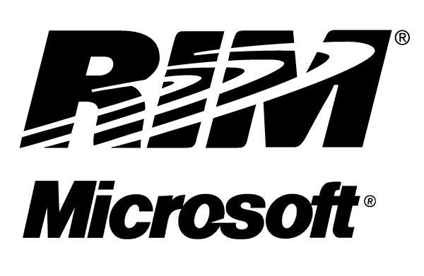rim-and-microsoft-logo