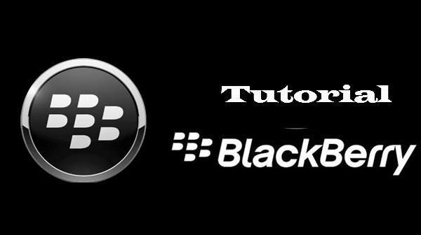 BlackBerry-Tutorial