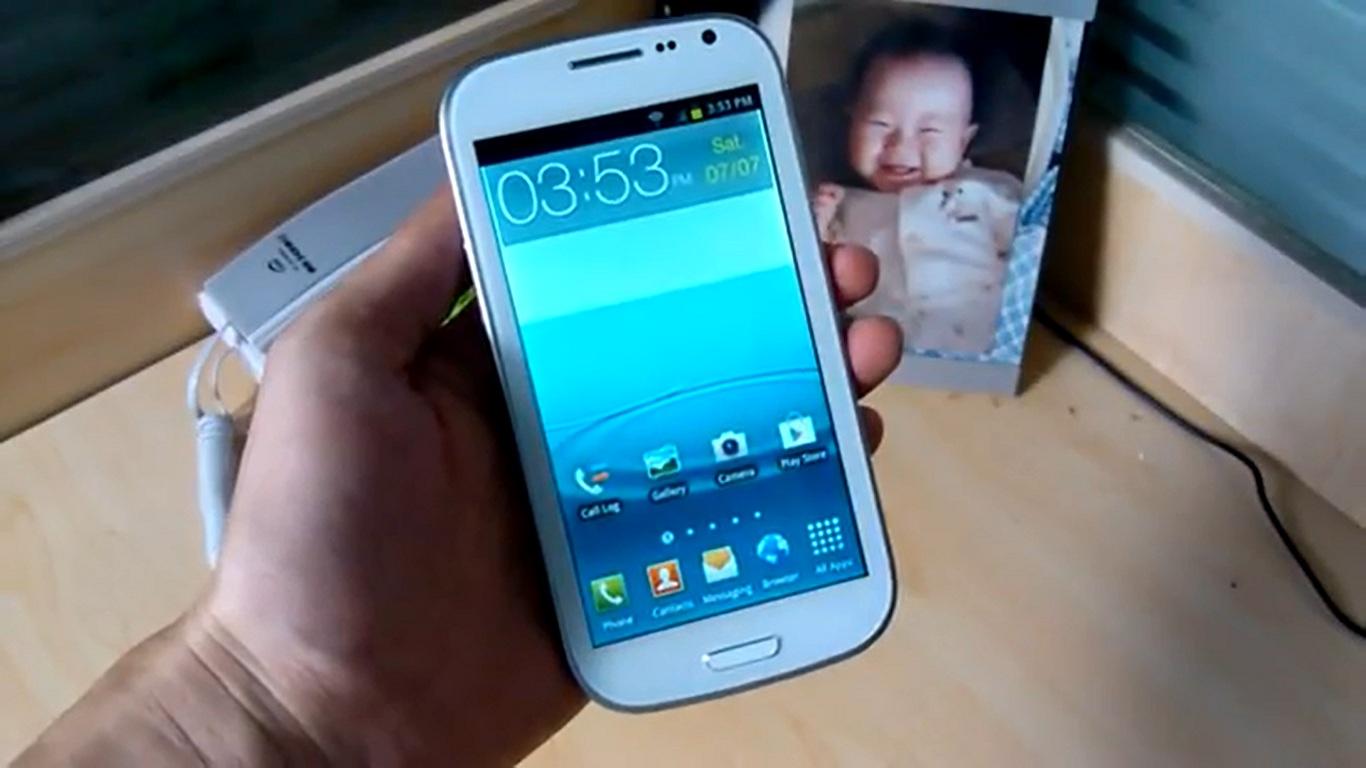 Clon HDC Galaxy S 3