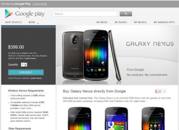 Galaxy-Nexus-in-Google-Play