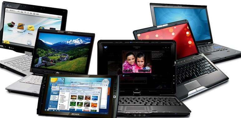 Laptops-tablets