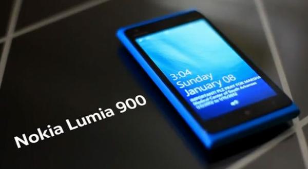 Nokia Lumia 900 2