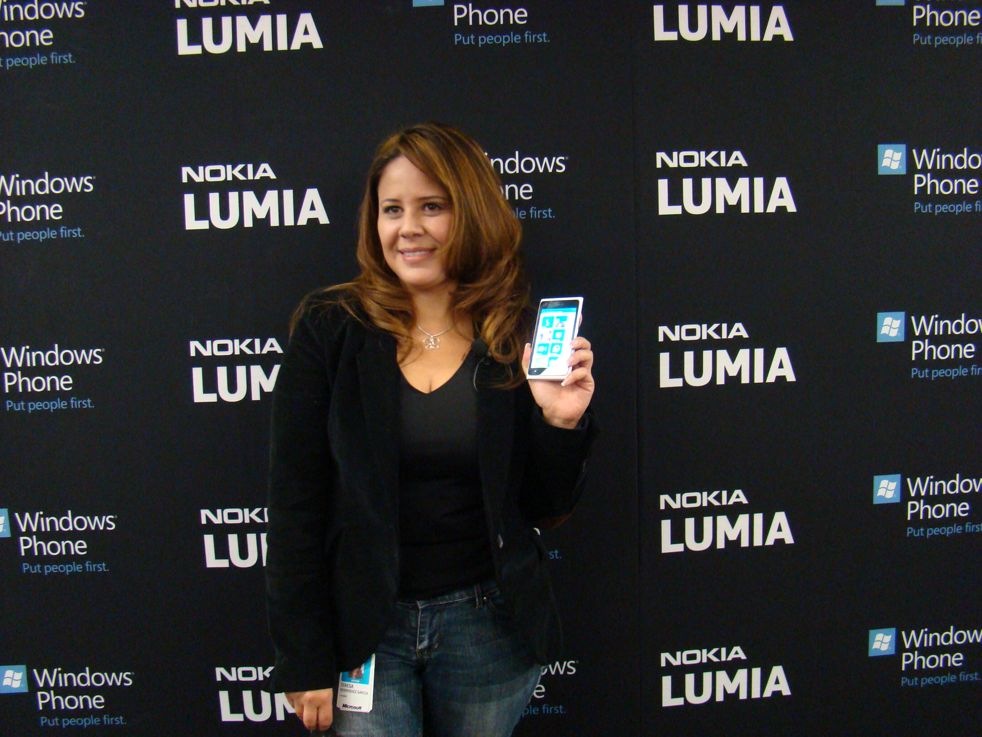 Nokia Lumina 900 9