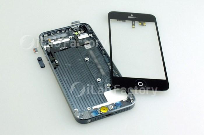 Prototipo iPhone 5 1