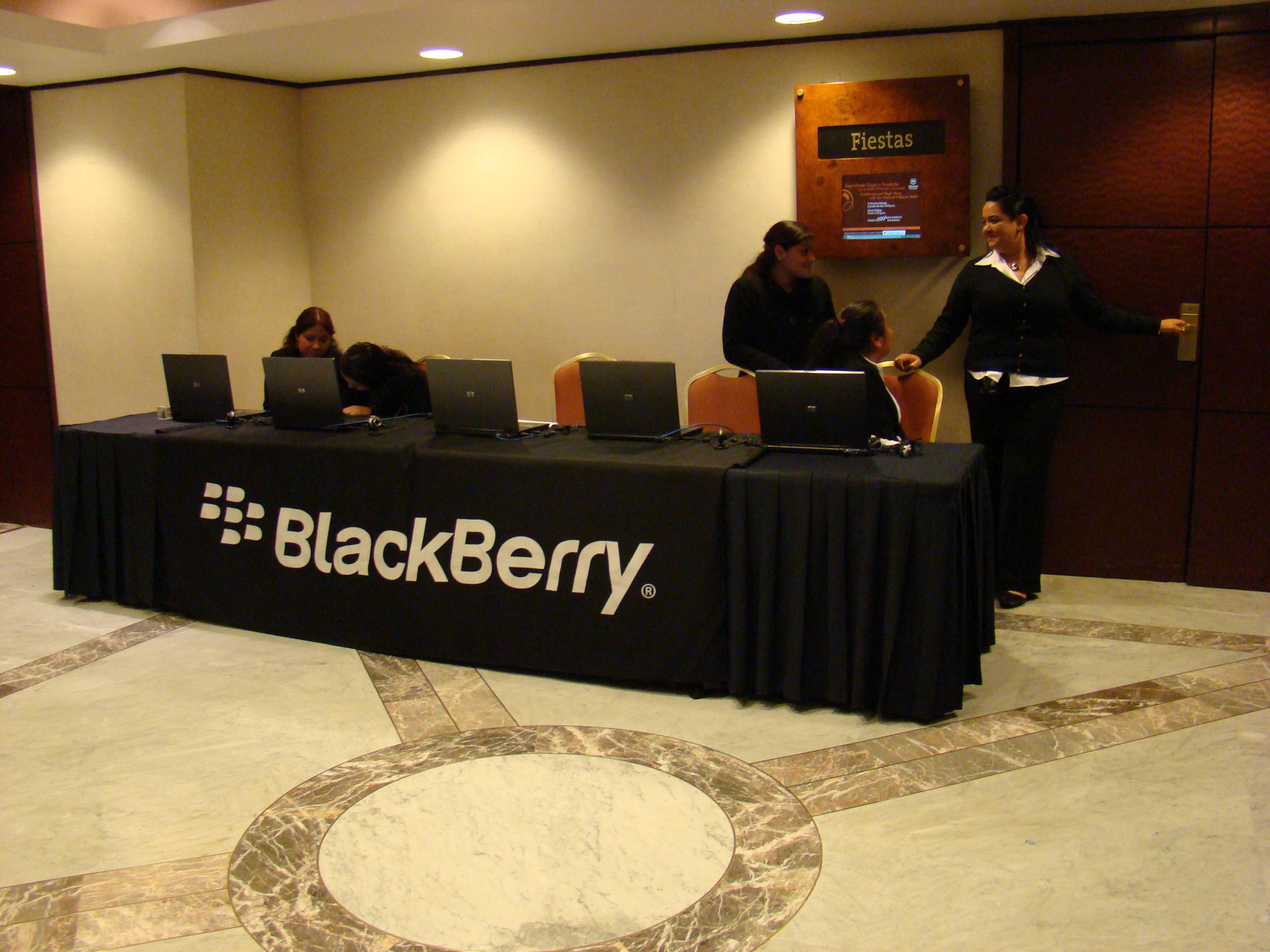 Reto BlackBerry  17