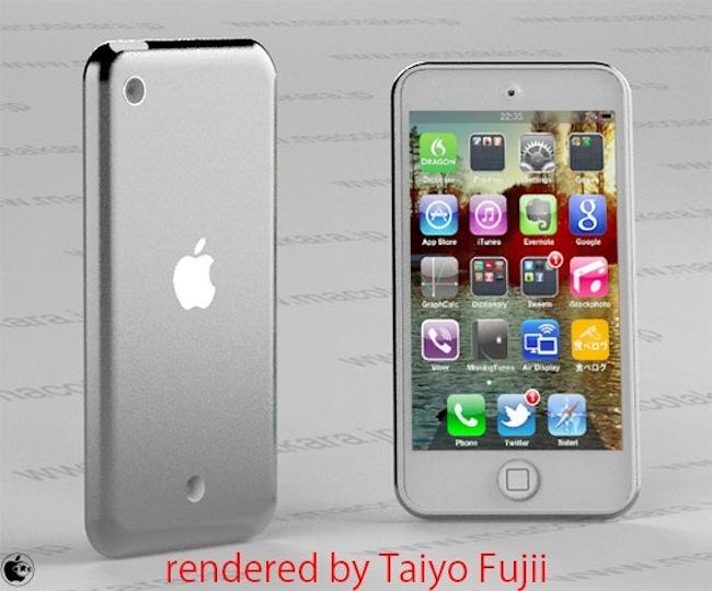 Pantalla del nuevo iPod Touch podría ser de 4 pulgadas   PoderPDA