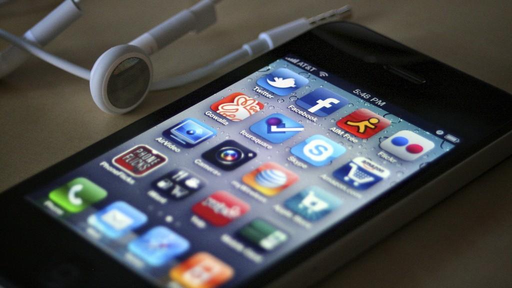 iPhone periodista