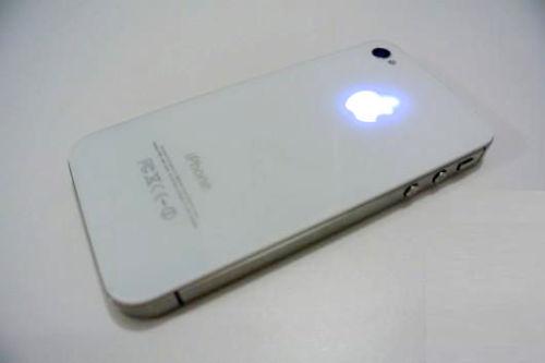 Ilumina La Manzanita De Tu IPhone
