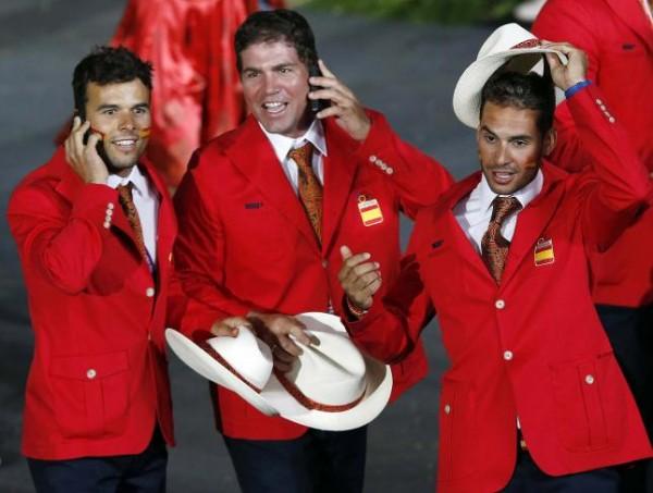Olimpiadas Móviles 2012